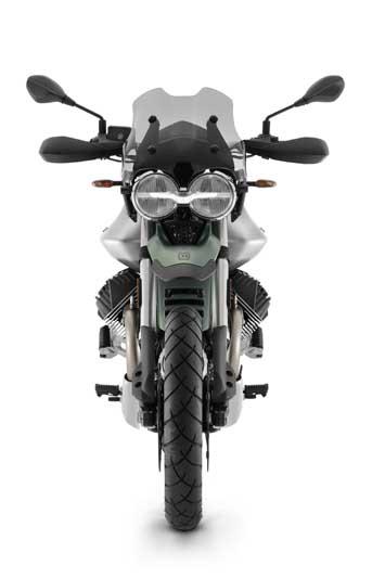 2021 Moto Guzzi V85 TT Centenario