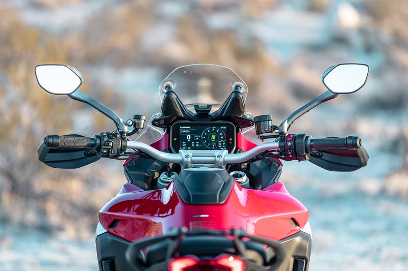 2021 Ducati Multistrada V4 S Horsepower