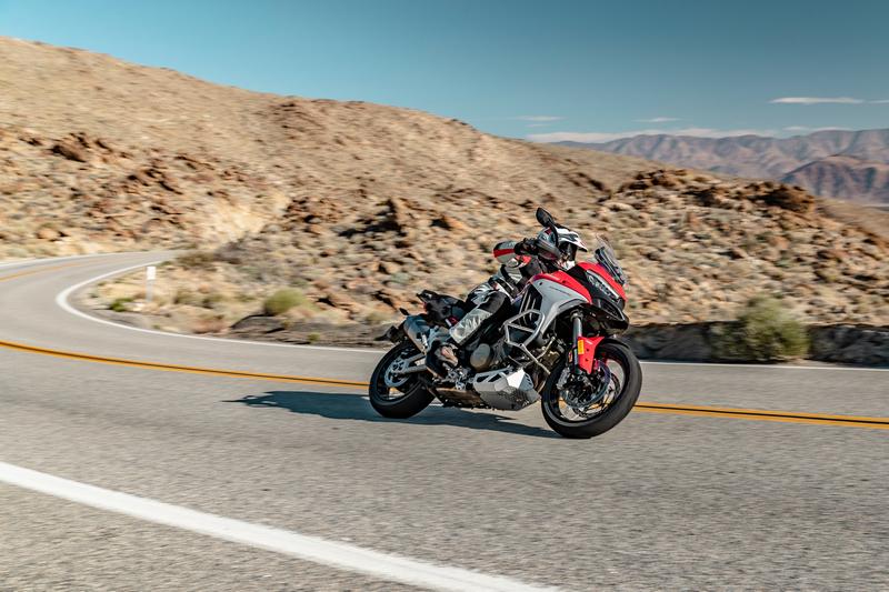 2021 Ducati Multistrada V4 S Review