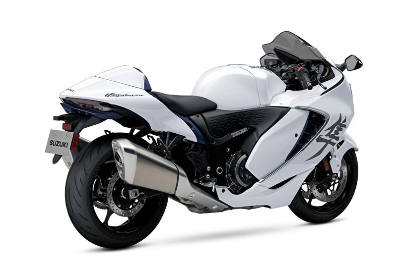 2022 Suzuki Hayabusa First Look Review