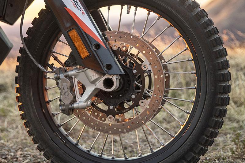 2021 KTM 890 Adventure R wheel brake