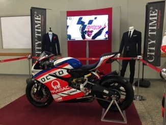 CITY TIME Octo Pramac Racing