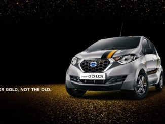 datsun redi-go gold india