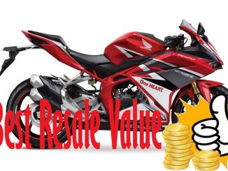 Best Resale value CBR250RR