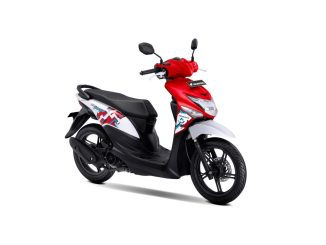 New Honda BeAT POP eSP Groovy-Red-White