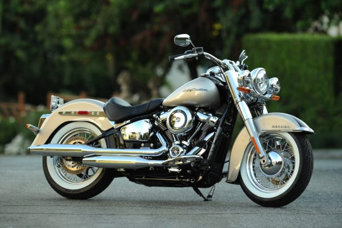 2018 Harley Softail Deluxe
