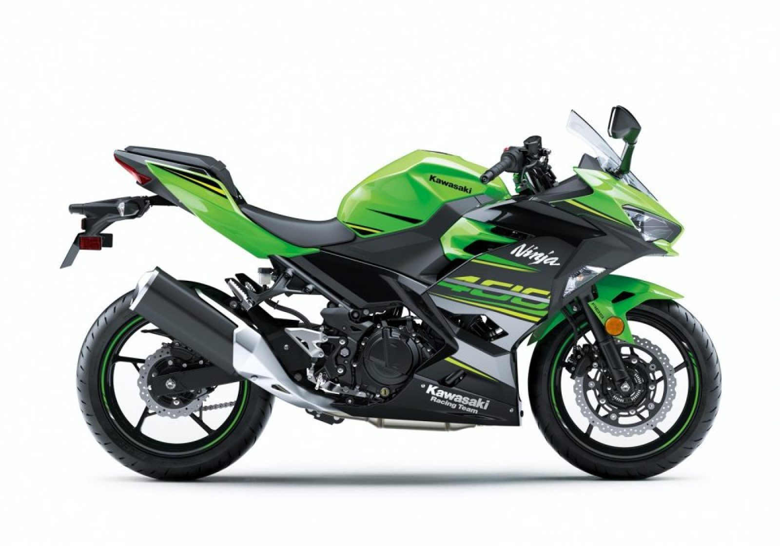Kawasaki All New 2018 Ninja 250- 400