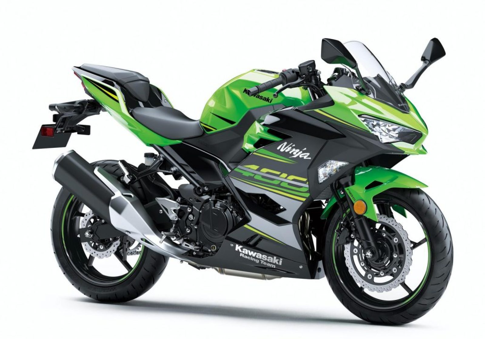 All New Kawasaki Ninja 250- 400 2018