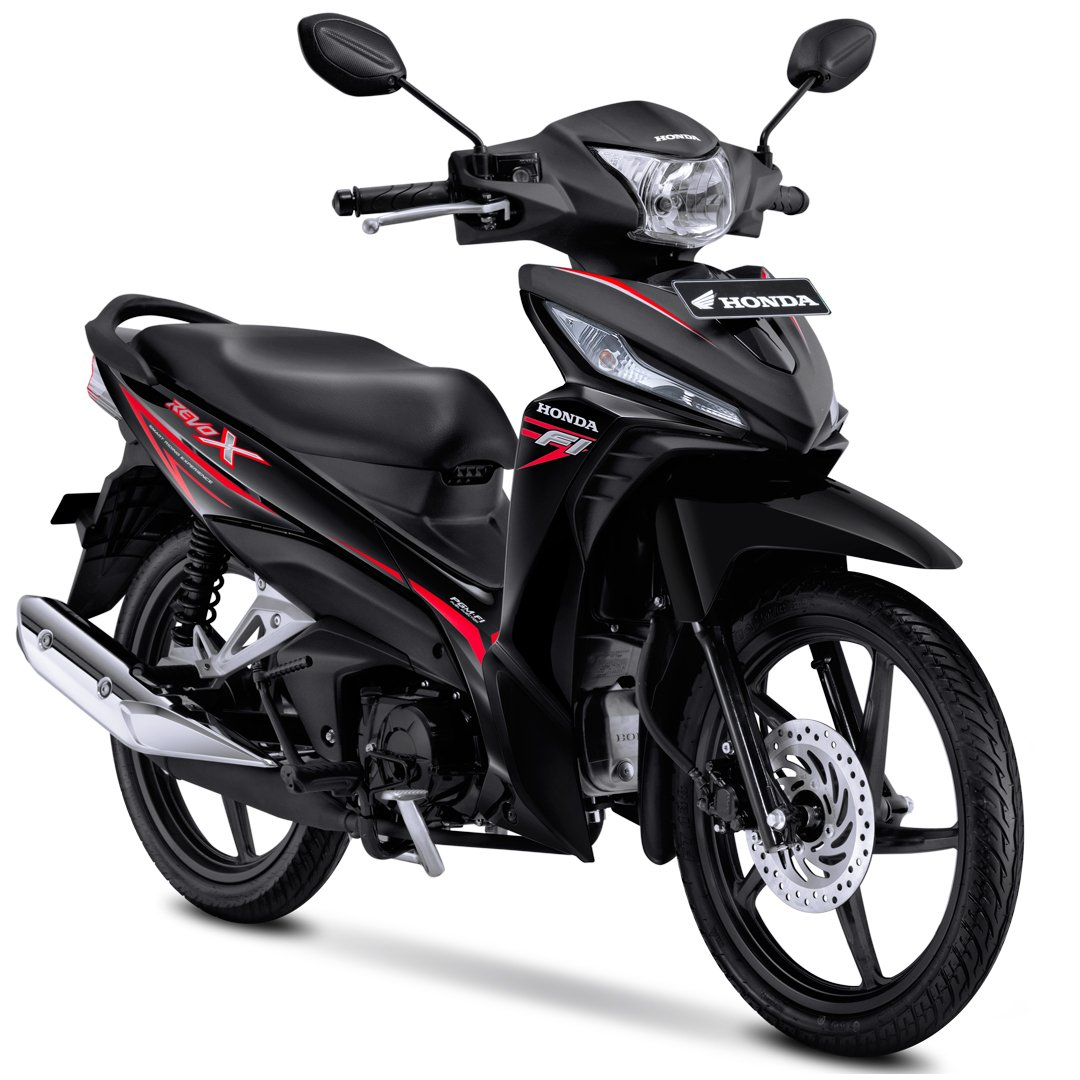 New Honda Revo X Quantum Black