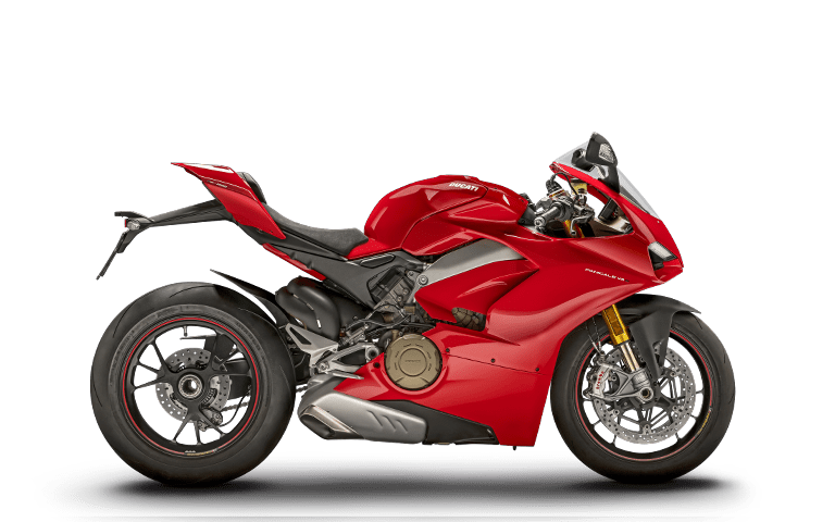 All New Ducati Panigale V4 MY 2018-S