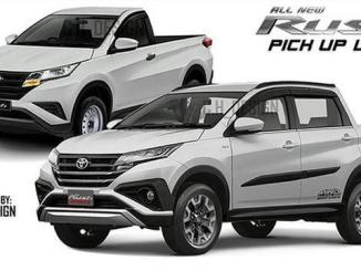 Inilah Penampakan All New Rush 2018 Ala Double Cabin