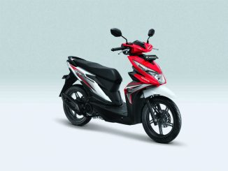 New Honda BeAT eSP