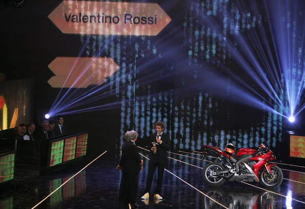 Valentino Rossi Masuk Nominasi Laureus World Sports 2018