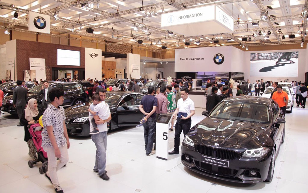 Booth-BMW-di-IIMS-2017