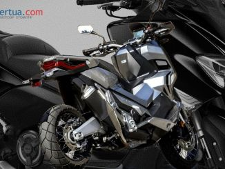 Yamaha TMax Off Road X-ADV