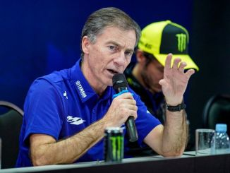 Lin Jarvis- Valentino Rossi - Motogp 2021