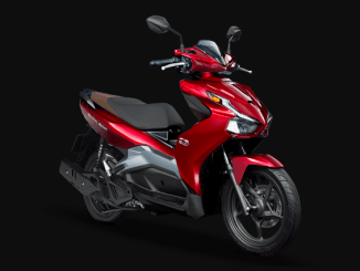 New Honda Air Blade 150
