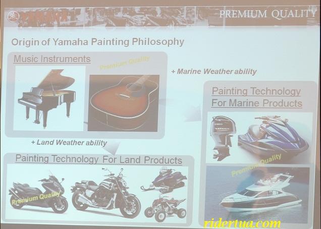 Panting philosophy yamaha