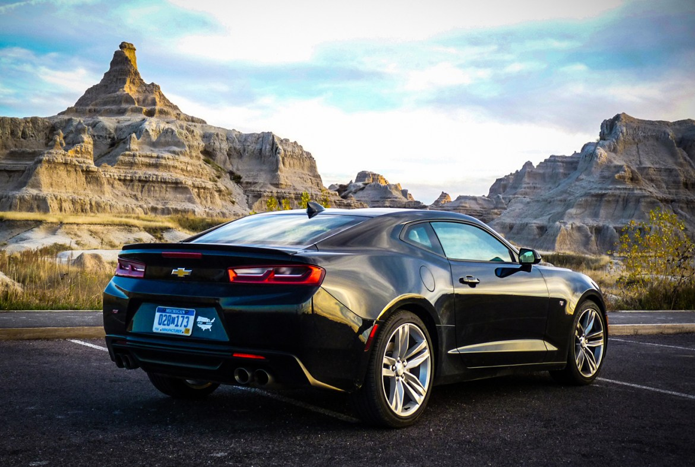 Road Trip: 2016 Chevrolet Camaro RS, across the lonesome prairie