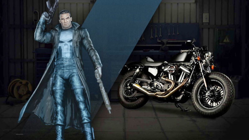 Punisher Forty-Eight® Justice
