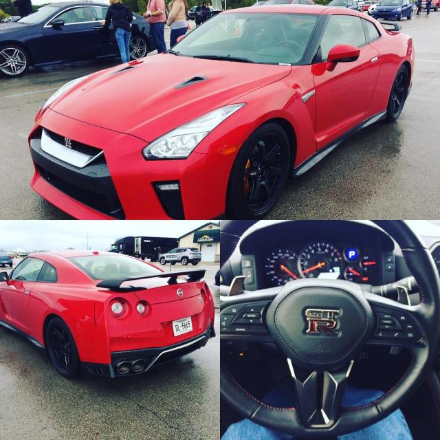 Nissan GT R check Wet track check Fun check MAMAFR17hellip