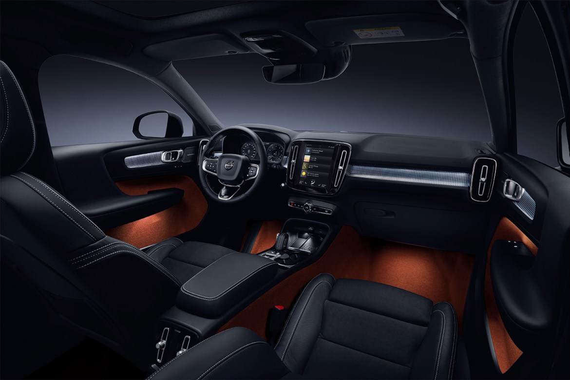 Driven Getting Weird In The 2019 Volvo Xc40 Rides Drives