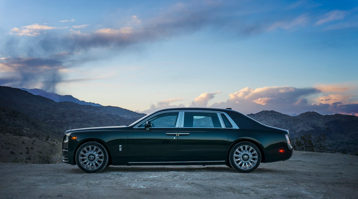 Road Trip: From LA to Palm Springs in the Rolls-Royce