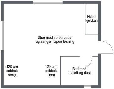 1 etasje