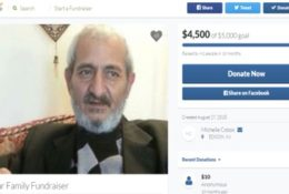 Breadwinner taxi driver shot and killed. Need help for his family.
