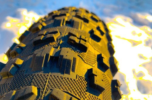 There are numerous outstanding replacement or upgrade tires on the market for your fat bike