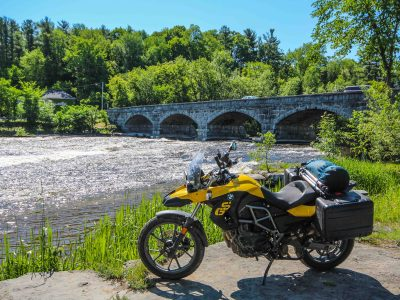 Top 5 Motorcycle Friendly Spring Run Off Lookouts