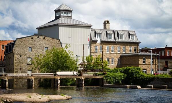 Rideau Canal Visitors Centre