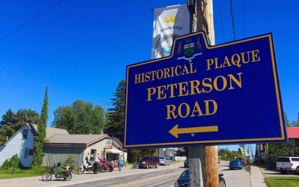 Peterson Road