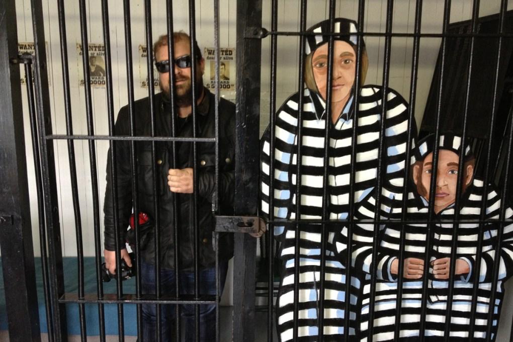 Tweed Jailhouse