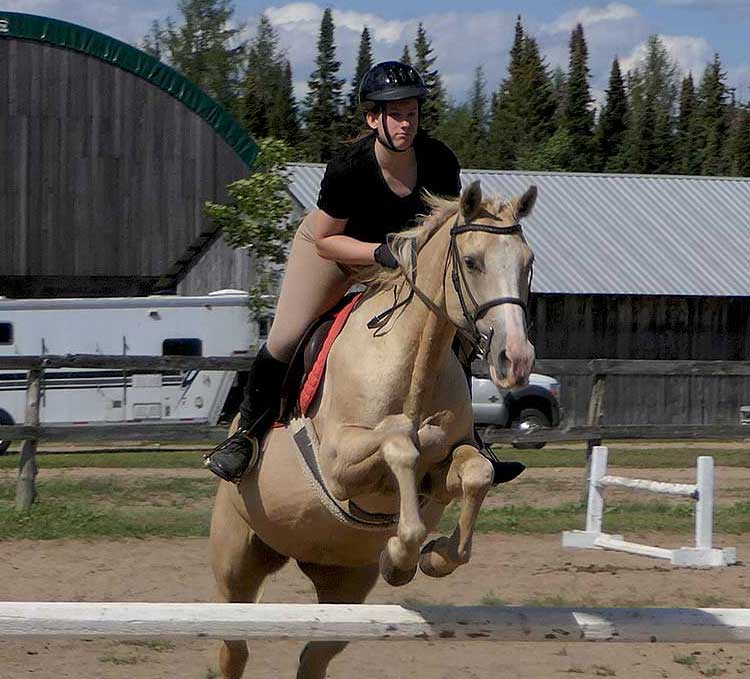 Trail Riding & Public Riding Stables. Horse Camps & Equestrian Programs near Algonquin Park, Ontario. Close to Toronto, Barrie, Ottawa, Orillia, Kingston & London