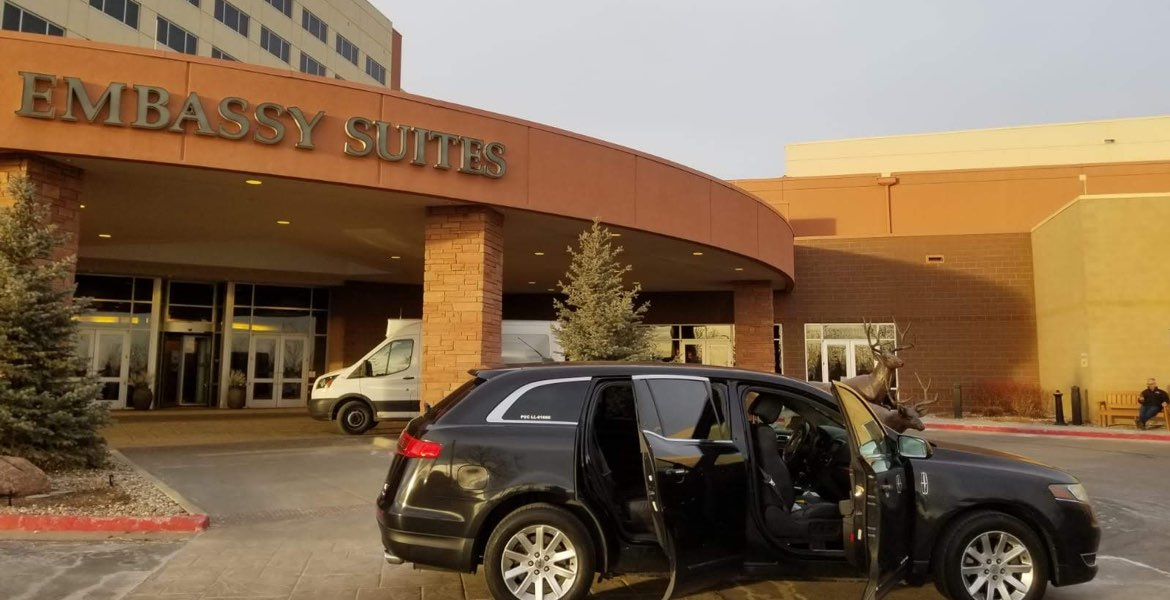 transportation to DIA from Fort Collins Colorado