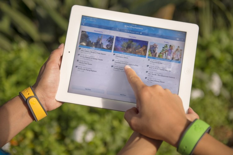 Disney iPad