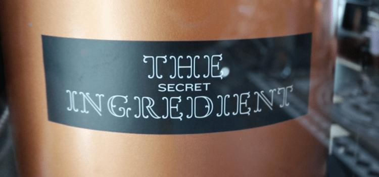Toothsome Secret