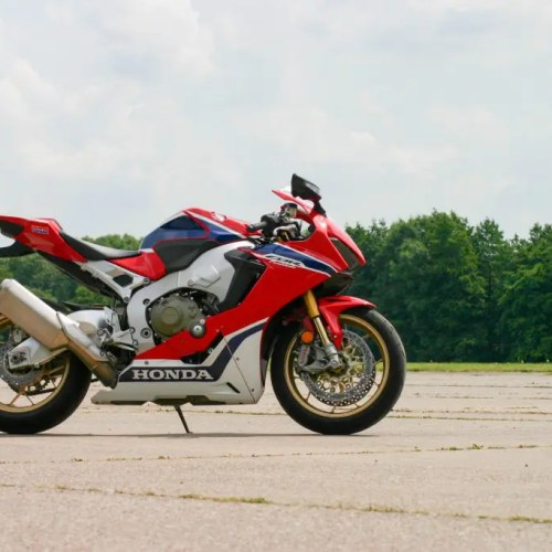 Fireblade review