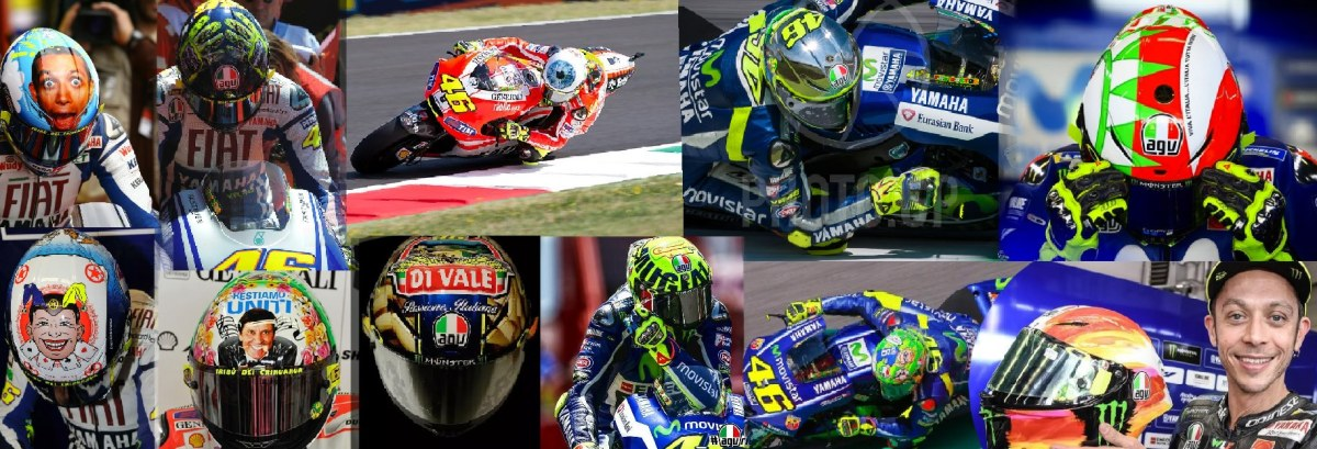 Rossi designs through the years