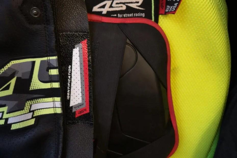 4SR leathers
