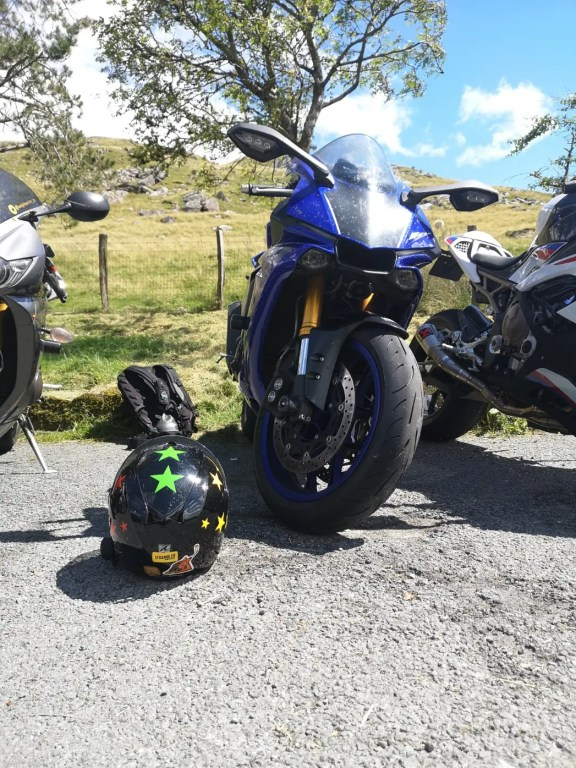 wales motorcycle