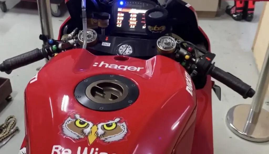 BeWiser Ducati