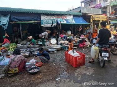 Stung Treng Market