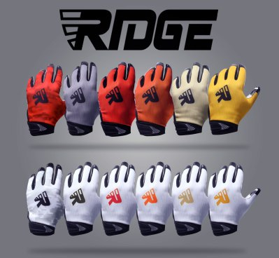 gants de football Ridge Sports Prime 1.0