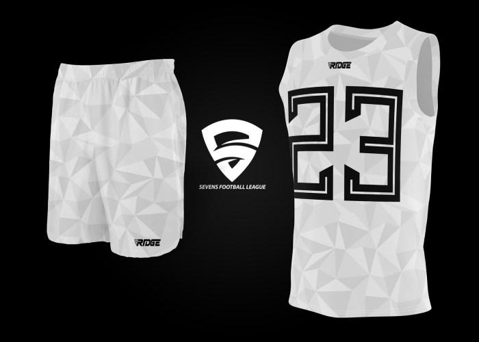 7vs7 uniforms by Ridge Sports