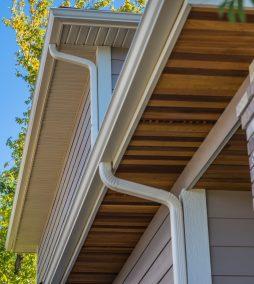 Valley Ridge - RidgeCrest Developments - Full Exterior Renovation - Night Gray James Hardie