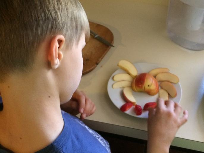 Making a Crab Apple