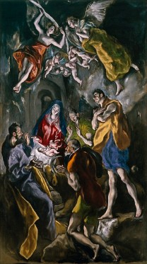 Adoration of the Shepherds -web