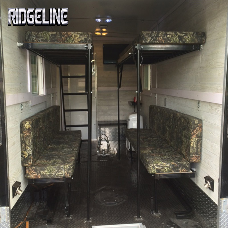 Customized Interior Bunks